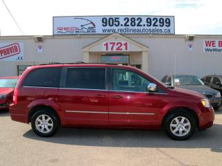 Used 2010 Chrysler Town & Country Leather, Power Doors, WE APPROVE ALL CREDIT for sale in Mississauga, ON
