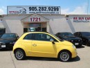 Used 2012 Fiat 500 C Convertible, Leather, WE APPROVE ALL CREDIT for sale in Mississauga, ON