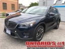 Used 2016 Mazda CX-5 GT AWD,LEATHER, SUNROOF,REVERSE CAM-TORONTO for sale in North York, ON