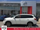 Used 2015 Nissan Pathfinder SL PREMIUIM & TECH PACKAGE for sale in Burlington, ON