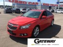 Used 2014 Chevrolet Cruze 2LT|LEATHER|BLUETOOTH|SUNROOF|SPORTY| for sale in Brampton, ON