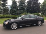 Photo of Black 2012 Audi A8
