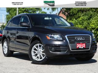 Used 2012 Audi Q5 2.0T Premium Plus (Tiptronic) for sale in North York, ON