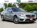 Used 2014 Mercedes-Benz S-Class 550  SWB LOADED for sale in North York, ON