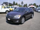 Used 2009 Toyota Venza PREMIUM, leather, sunroof, for sale in Surrey, BC