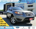 Used 2010 Hyundai Santa Fe GL 2.4 | BLUETOOTH | MP3 PLAYER | LOW KM | for sale in Brantford, ON