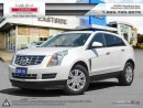 Used 2015 Cadillac SRX FWD 18ALUMINUM WHEELS!! RIDE&HANDLING SUSPENSION for sale in Markham, ON