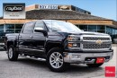 Used 2014 Chevrolet Silverado 1500 LTZ for sale in Woodbridge, ON