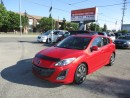 Used 2010 Mazda MAZDA3 GT LEATHER SUNROOFNAVIGATION SYSTEM  !!! for sale in Scarborough, ON