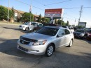 Used 2010 Honda Accord EX-L LEATHER,SUNROOF!!!!!!!!! for sale in Scarborough, ON