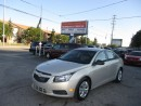 Used 2012 Chevrolet Cruze LS w/1SA for sale in Scarborough, ON