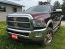 Used 2012 Dodge Ram 2500 Laramie - Nicely Loaded for sale in Norwood, ON