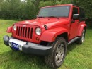 Used 2010 Jeep Wrangler Sahara - Leather - Nav - Dual Tops for sale in Norwood, ON