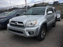Used 2006 Toyota 4Runner Limited V8*Leather*Accident Free for sale in Ajax, ON