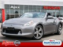 Used 2010 Nissan 370Z Touring w/Black Top*Low Kms*Accident Free* for sale in Ajax, ON