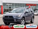 Used 2010 Mitsubishi Outlander LS*Accident Free*Valure Priced for sale in Ajax, ON