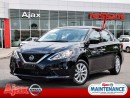 Used 2016 Nissan Sentra 1.8 SV*Facrtory Warranty*Accident Free for sale in Ajax, ON