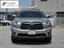 Used 2015 Toyota Highlander HYBRID XLE for sale in Toronto, ON