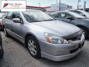 Used 2005 Honda Accord LX V6 for sale in Toronto, ON