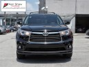 Used 2016 Toyota Highlander LIMITED  for sale in Toronto, ON