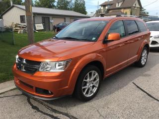 Used 2011 Dodge Journey Crew for sale in Belmont, ON