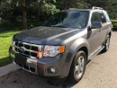 Used 2009 Ford Escape Limited 4X4  LEATHER, ROOF. ***SOLD*** for sale in Belmont, ON