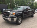 Used 2015 GMC SIERRA 1500 4 WD * REAR CAM * BLUETOOTH * LOW KM for sale in London, ON