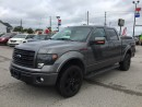 Used 2014 Ford F-150 FX4 * APPEARANCE PACKAGE * 4WD * LEATHER/CLOTH * REAR CAM * SUNROOF * BLUETOOTH for sale in London, ON