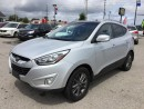 Used 2014 Hyundai TUCSON SE * LEATHER/CLOTH * REAR CAM * SUNROOF * BLUETOOTH for sale in London, ON