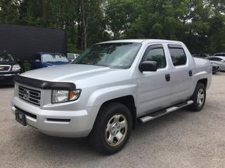 Used 2008 Honda RIDGELINE RTS * 4WD * POWER GROUP for sale in London, ON