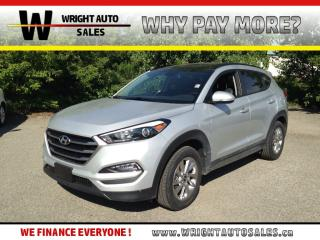 Used 2017 Hyundai Tucson SUNROOF AWD LEATHER 36,021 KMS for sale in Cambridge, ON