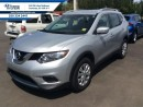 Used 2015 Nissan Rogue S  Rear View Camera, AC, Cruise Control for sale in Courtenay, BC