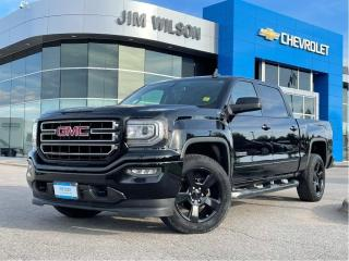 Used 2017 GMC Sierra 1500 SLE 5.3L 4X4 ELEVATION EDITION HEATED SEATS 20S for sale in Orillia, ON