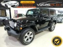Used 2017 Jeep Wrangler Sahara SAHARA 2DR| 4X4| NAVIGATION| FREEDOM TOP for sale in Woodbridge, ON