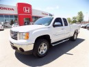 Used 2013 GMC Sierra 1500 SLT... NAVIGATION... LEATHER.. CLEAN CARPROOF for sale in Milton, ON