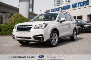 Used 2018 Subaru Forester 2.5i Limited w/ Eyesight CVT TECH. PACKAGE, NAVIGATION, POWER TAIL GATE for sale in Vancouver, BC
