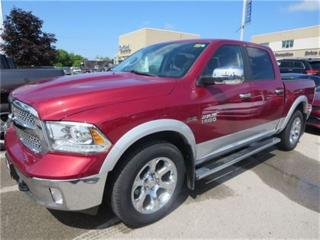 Used 2014 Dodge Ram 1500 Laramie - 4x4  HEMI  Bedliner  GPS  Parksense for sale in London, ON