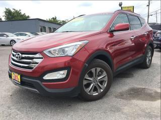 Used 2016 Hyundai Santa Fe Sport AWD ALLOYS HEATED SEATS for sale in St Catharines, ON