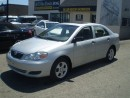 Used 2008 Toyota Corolla CE-25th ANNIVERSARY! ALLOYS! MOONROOF! for sale in Etobicoke, ON