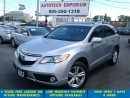 Used 2013 Acura RDX AWD Tech Pkg. Navi/Camera/Leather for sale in Mississauga, ON