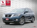 Used 2015 Nissan Pathfinder SL for sale in Etobicoke, ON