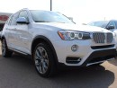 Used 2015 BMW X3 TWIN TURBO, PANORAMIC SUNROOF, HEATED SEATS for sale in Edmonton, AB