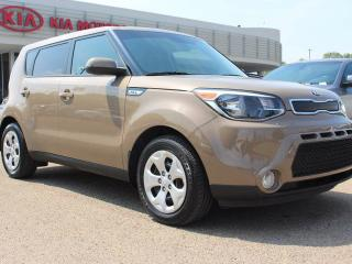 Used 2016 Kia Soul LX, CRUISE, BLUETOOTH, AUX/USB, A/C for sale in Edmonton, AB
