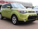 Used 2016 Kia Soul BLUETOOTH, A/C, AUX/USB for sale in Edmonton, AB