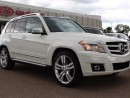 Used 2011 Mercedes-Benz GLK-Class DUAL SUNROOF, NAVI, BACKUP CAM, HEATED SEATS for sale in Edmonton, AB