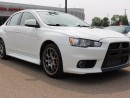 Used 2014 Mitsubishi Lancer Evolution SUNROOF, TWIN CLUTCH, HEATED SEATS, NAVI for sale in Edmonton, AB