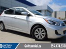 Used 2017 Hyundai Accent HEATED SEATS BLUETOOTH AUTO for sale in Edmonton, AB