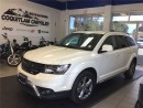Used 2016 Dodge Journey Crossroad for sale in Coquitlam, BC