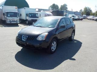 Used 2008 Nissan Rogue S 2WD for sale in Burnaby, BC