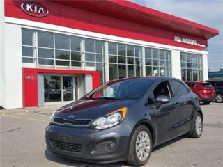 Used 2015 Kia Rio EX w/Sunroof for sale in Newmarket, ON